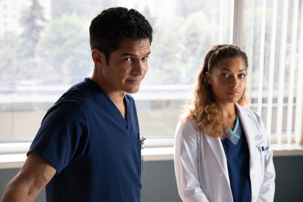 Nicholas Gonzalez and Antonia Thomas | Jack Rowand/ABC via Getty Images