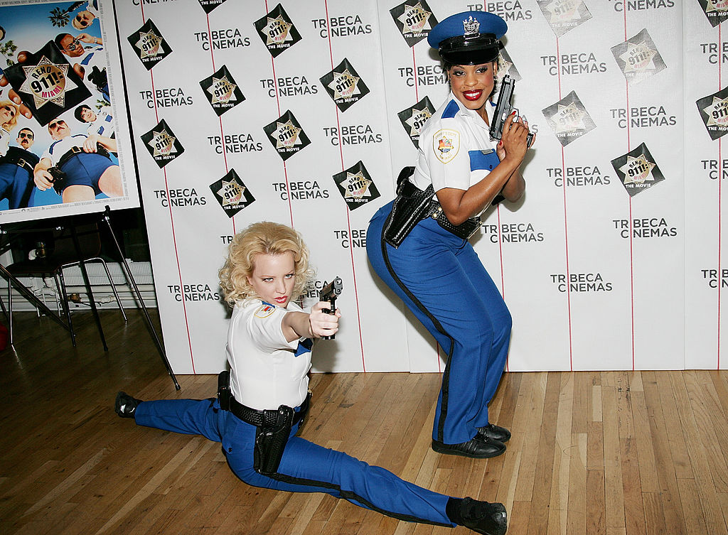 Niecy Nash and Wendi McLendon-Covey