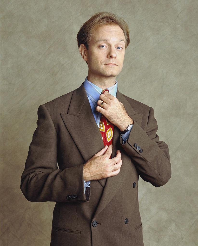 David Hyde Pierce as Dr. Niles Crane