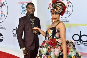 Cardi B's Daughter Kulture Gets an Affinity for Cars From Dad Offset