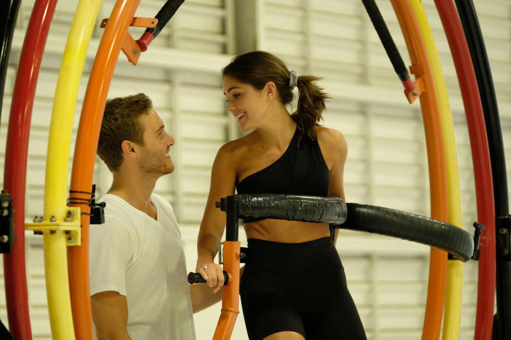 Peter Weber and Hannah Ann Sluss on 'The Bachelor'