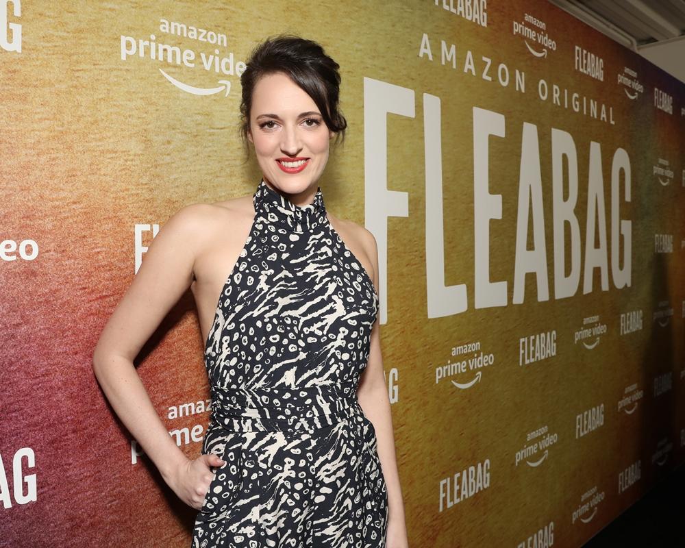 Phoebe Waller Bridge: Fleabag premiere