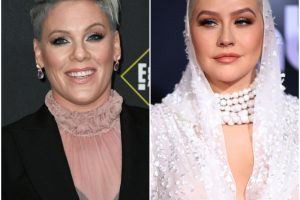 A Breakdown of Pink and Christina Aguilera's Infamous Feud That Allegedly Turned Physical