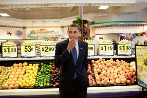 Barack Obama's Favorite Food Is Broccoli, But What Does He Like to Eat On Cheat Days?