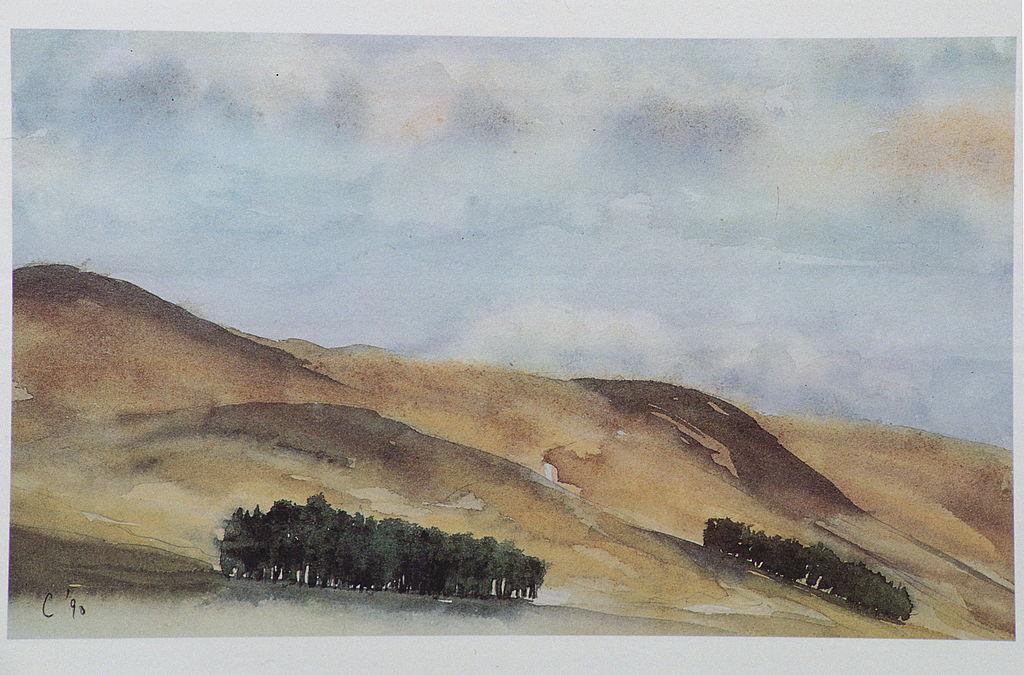 Prince Charles painting