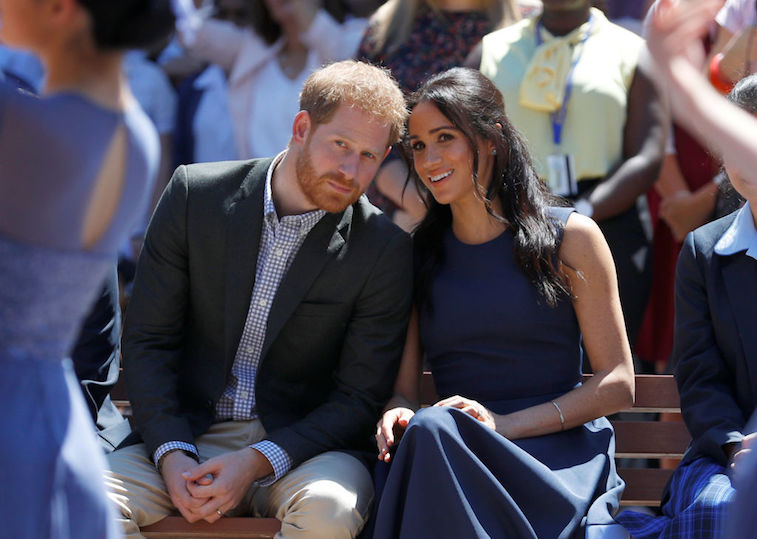 Prince Harry and Meghan Markle are reportedly looking into launching a production company