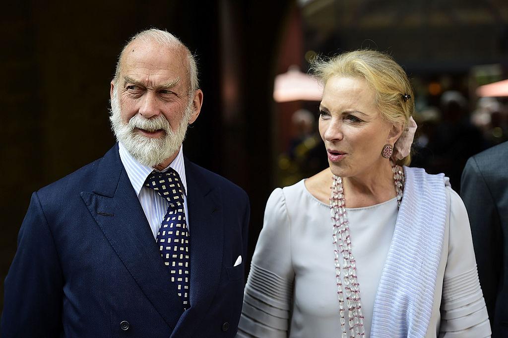 Prince Michael and Princess Michael of Kent