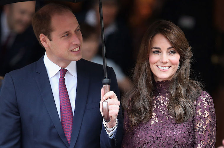 Prince William and Kate Middleton have been together since college
