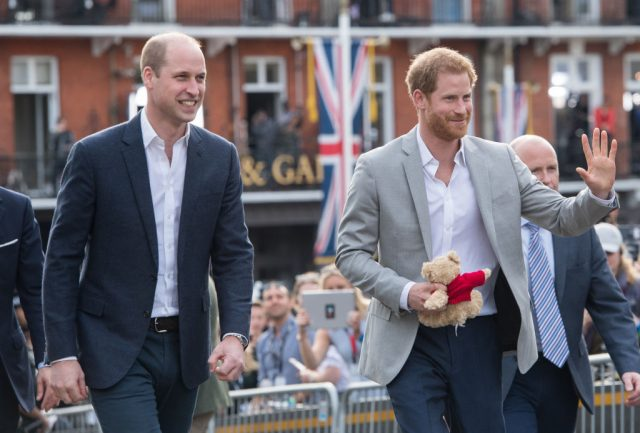 Sibling Squabbles like Prince Harry and Prince William's are as Royal as a Crown