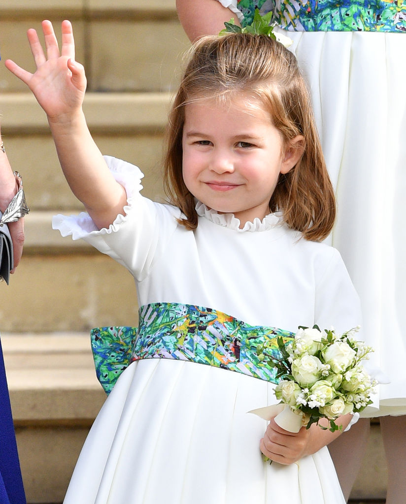Princess Charlotte's 5th Birthday Commemorated With Sweet New Photos