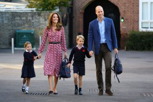 Prince William and Kate Middleton Are 'Struggling' With Homeschooling Prince George and Princess Charlotte, Source Says
