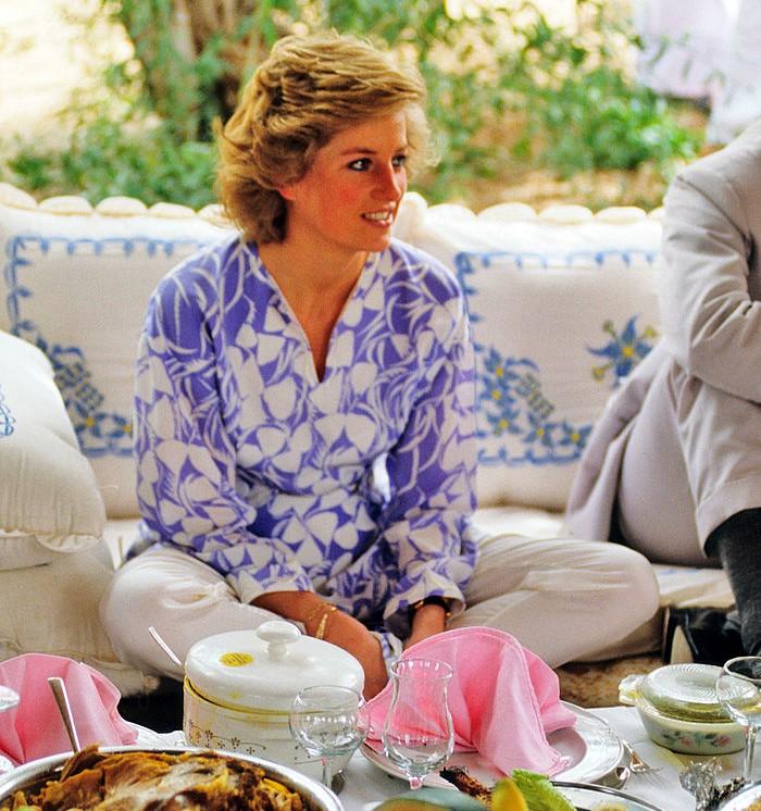 Princess Diana's Favorite Stuffed Eggplant Recipe You Can