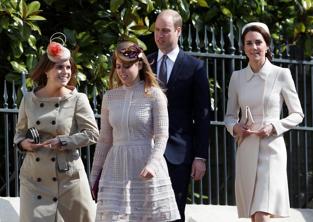 Kate Middleton Isn T Very Close With Princess Beatrice Or Princess