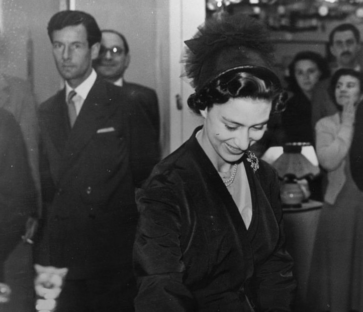 young princess margaret and peter townsend