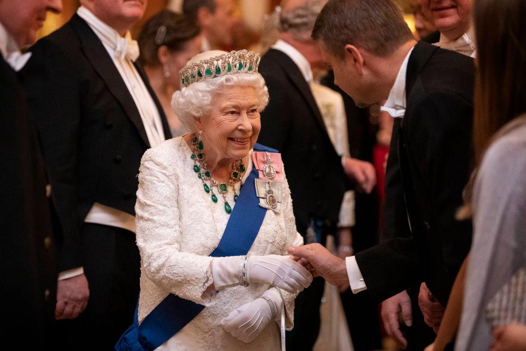 Queen Elizabeth Foregoes Birthday Gun Salute Over COVID-19
