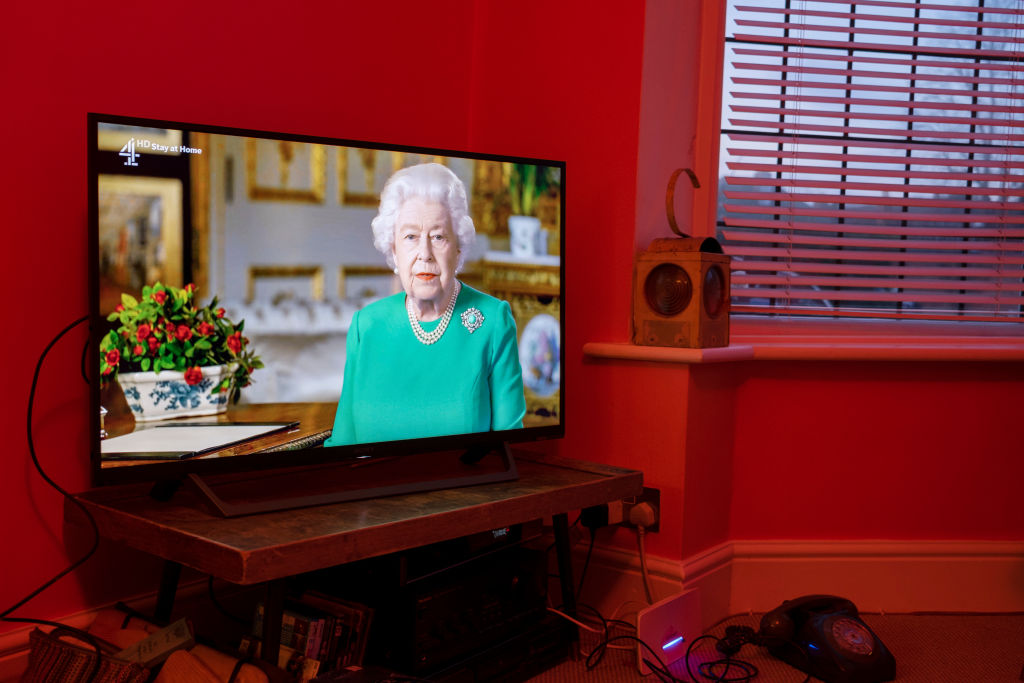 Queen Elizabeth National Address