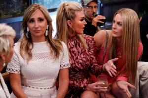 'RHONY': Leah McSweeney Says Being Able to 'Thrive In Chaos' Is Part of Being a Good Cast Member