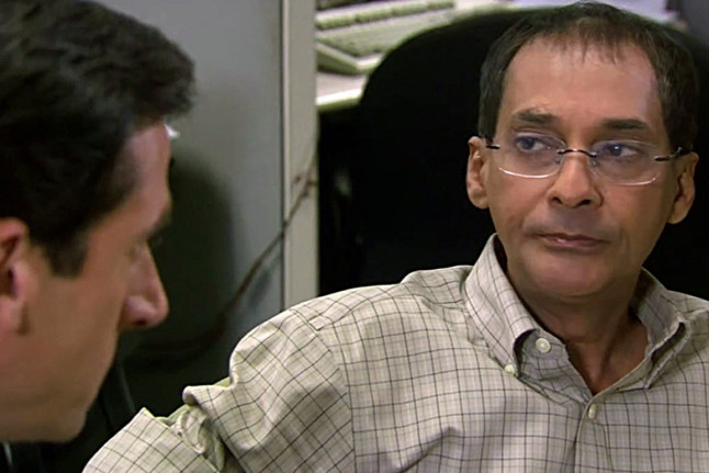 Ranjit Chowdhry 'The Office'