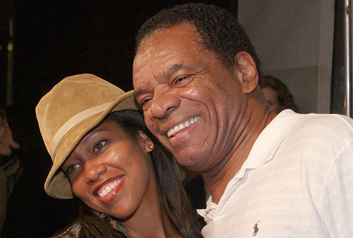 Regina King and John Witherspoon