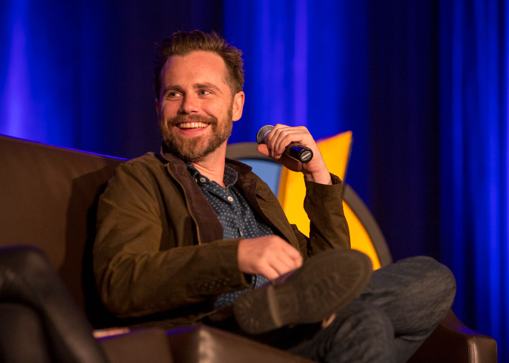 Rider Strong, 2018