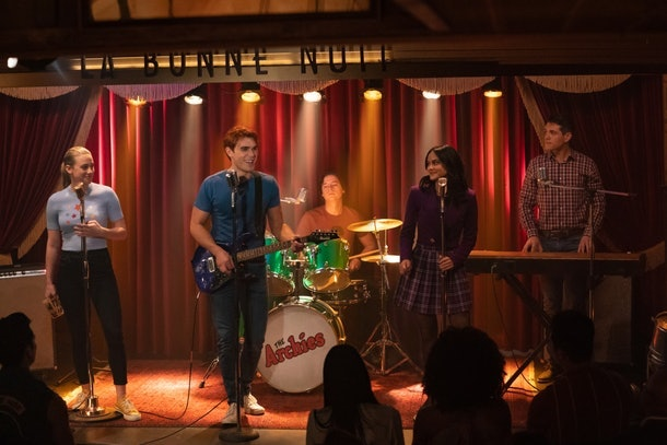 'Riverdale' The Archies 'Hedwig and the Angry Inch'