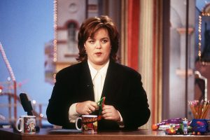 Why Rosie O'Donnell Says She Could Never Do A Daytime Talk Show Again