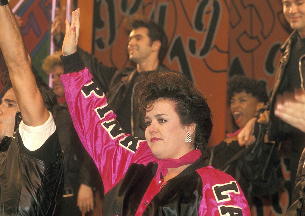 Rosie O'Donnell in Grease