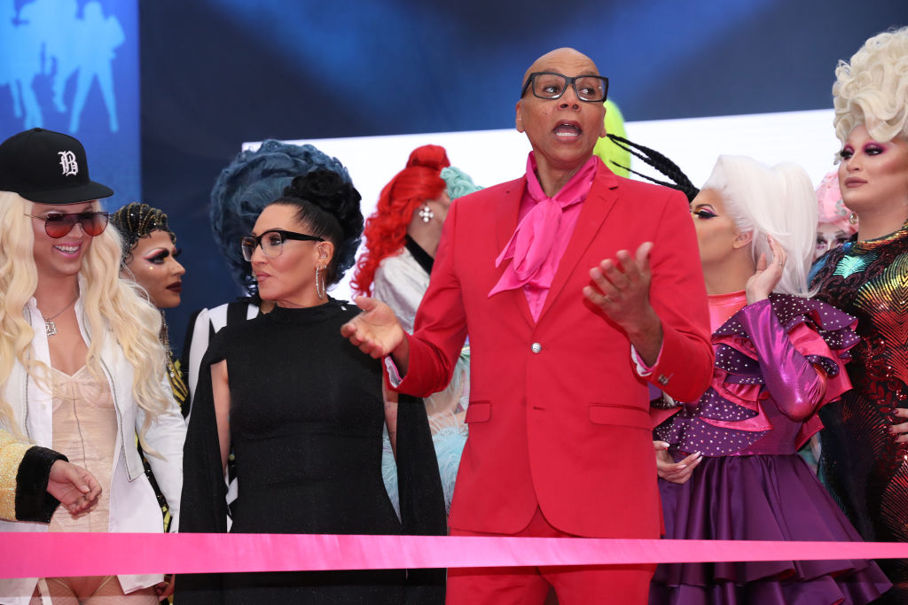 RuPaul attends RuPaul's DragCon UK 2020