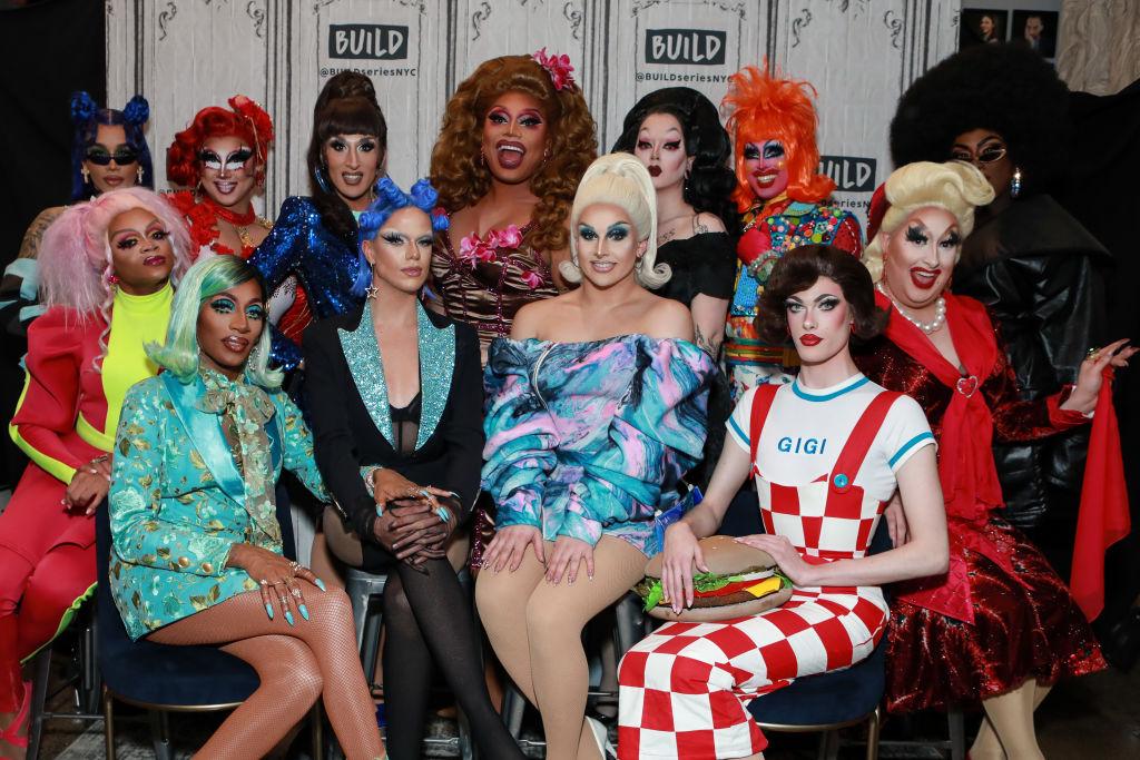 The queens of 'RuPaul's Drag Race' season 12