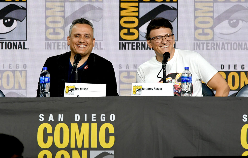 Russo Brothers at Comic-Con