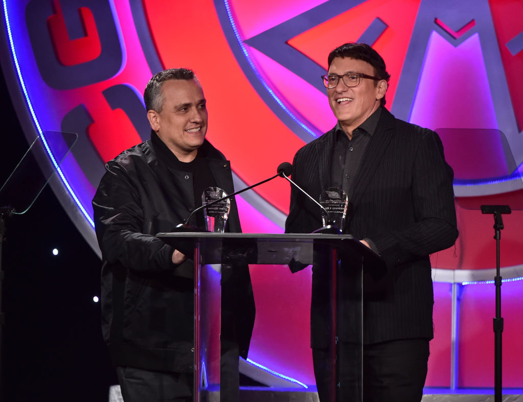 Russo Brothers Joe and Anthony