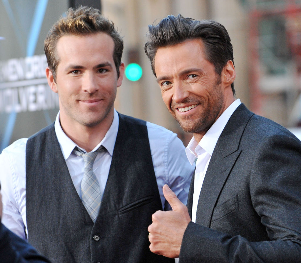 Photo of Ryan Reynolds Just Trolled Hugh Jackman Again | Showbiz Cheat Sheet