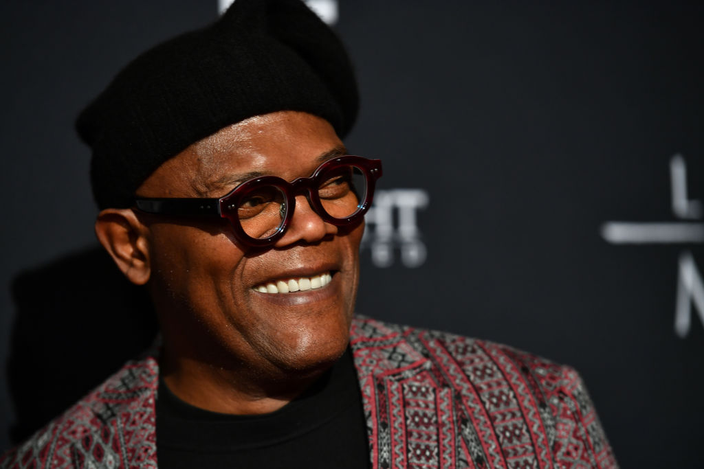 Samuel L. Jackson Has A Message For 'Covidiots' Who Won't Stay Home