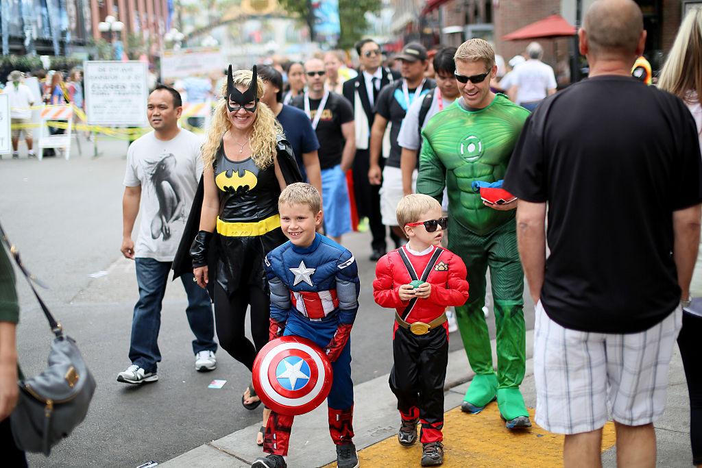 San Diego Comic-Con cosplay