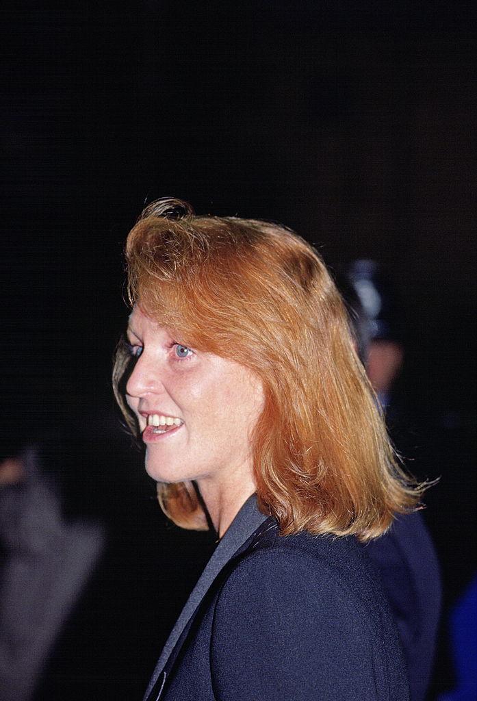 The Duchess of York