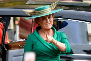 Sarah Ferguson Shares a Rare Photo From Princess Eugenie's Wedding After Joint Appearance With Prince Andrew