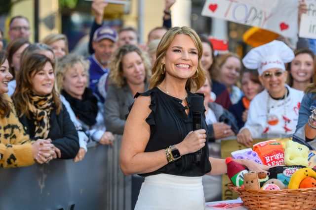 Why 'Today Show's' Savannah Guthrie is Back in Her Home Studio Rather Than The NBC News Set