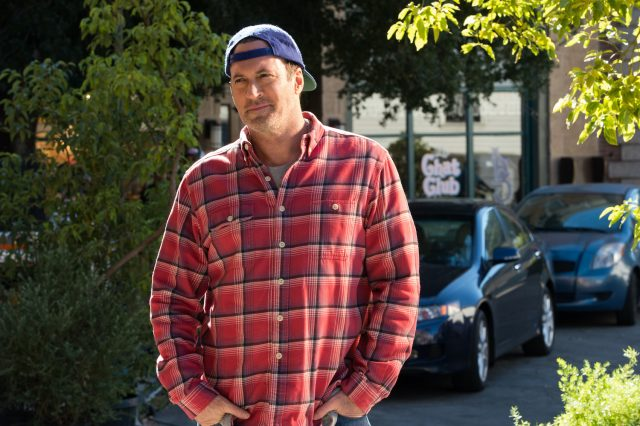 Scott Patterson as Luke Danes in Netflix's 'Gilmore Girls: A Year in the Life'