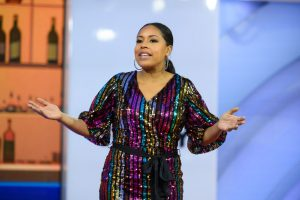 'Today Show's' Sheinelle Jones Keeps it Real About Homeschooling Her Three Kids
