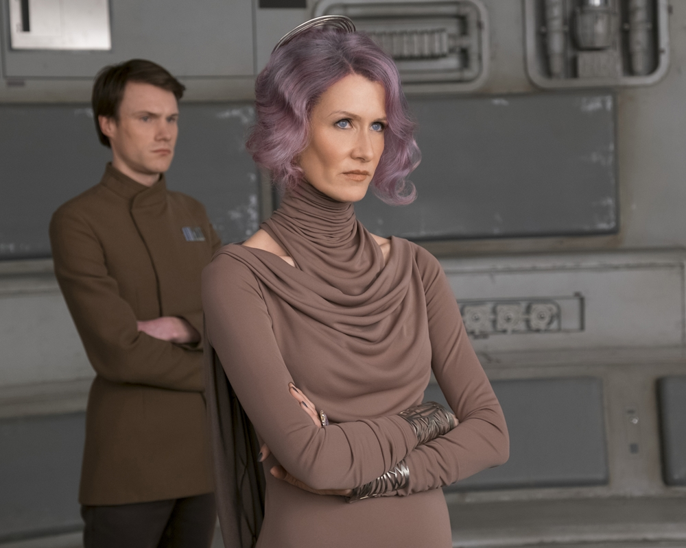 Star Wars: The Last Jedi - Admiral Holdo