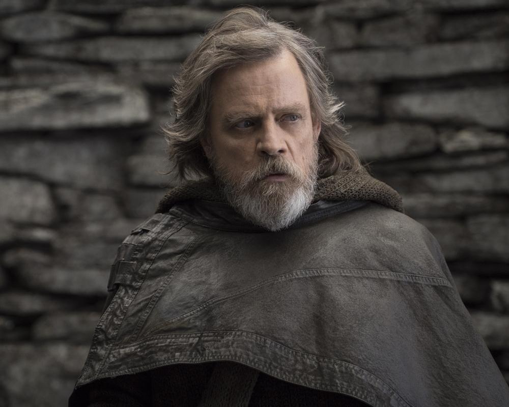 Star Wars: The Last Jedi - Luke Skywalker