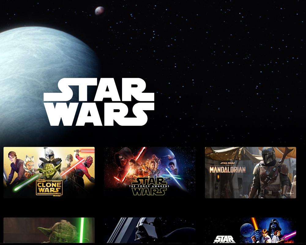 Star Wars Day on Disney+