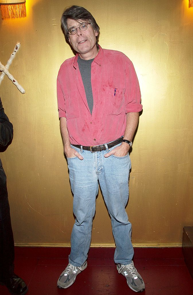 Stephen King, author