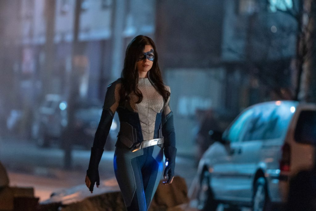 Supergirl: Nicole Maines as Dreamer