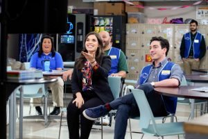 'Superstore': What Ben Feldman Said About Amy and Jonah's Relationship After America Ferrera Leaves