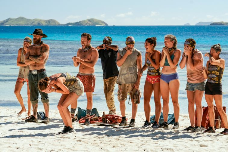 Castaways as they see their family members