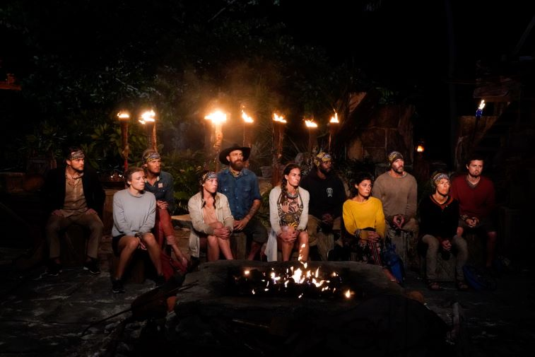 Survivor 40 Tribal Council Episode 9