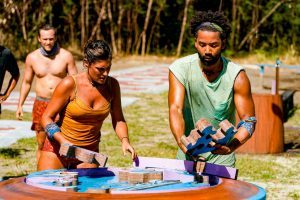'Survivor 40: Winners at War': Wendell Holland Claims He and Michele Fitzgerald Were Never in a Relationship
