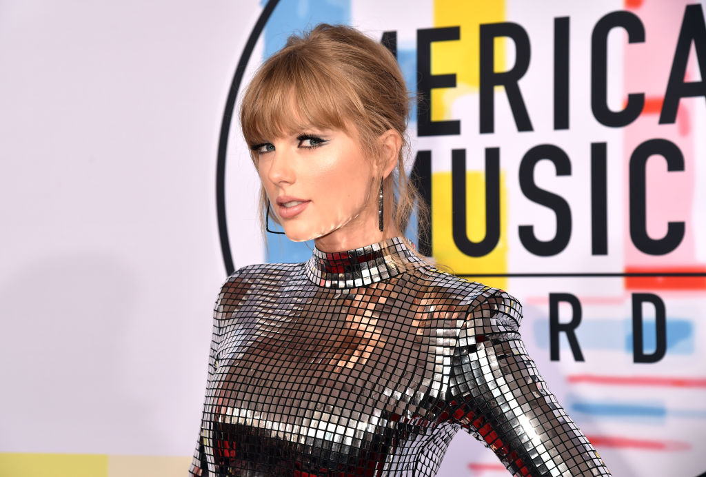Taylor Swift doesn't want you to buy her new album
