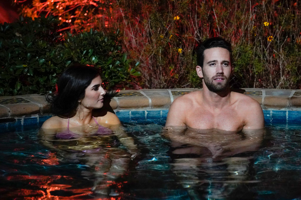 Trevor and Jamie on 'The Bachelor Presents: Listen to Your Heart'